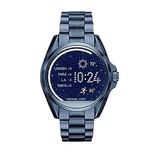 Michael Kors Access Touchscreen Blue Bradshaw Smartwatch MKT5006