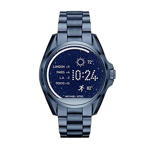 Michael Kors Access Touchscreen Blue Bradshaw Smartwatch MKT5006 by Michael Kors