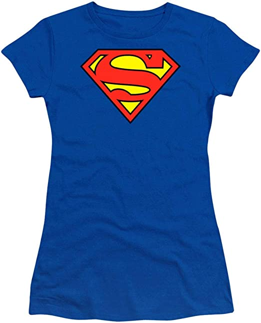 KIDS BOYS JUNIORS DC COMICS RED BLUE SUPERMAN CAPE TOP T-SHIRT TEE SHIRT