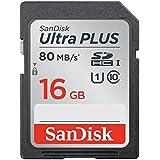 サンディスク 16GB・UHS Speed Class1(Class10)対応SDHCカード SDSDUSC-016G-JNJIN