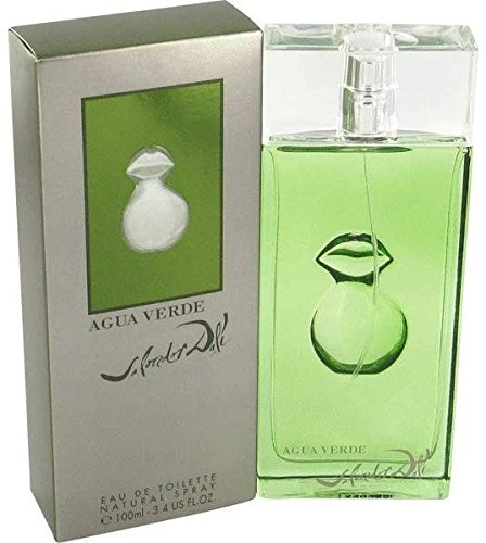Salvador Dali Moisturizing Body Lotion (Agua Verde By Salvador Dali For Men. Eau De Toilette Spray 3.4 Ounces)