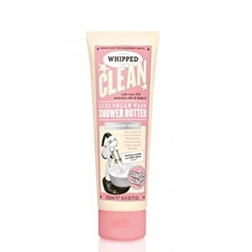 Delicieux Soap And Glory Whipped Clean Shower Butter Shower Gel U0026 Moisturiser In One  250ml