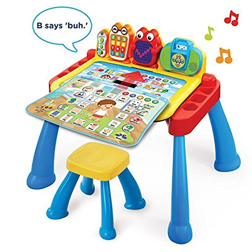 New! Touch and Learn Activity Desk Deluxe