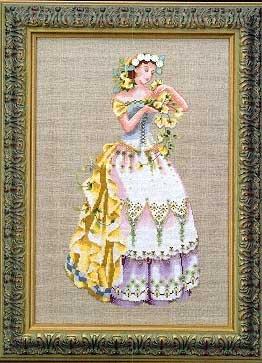 - Blossom Harvest - Cross Stitch Pattern