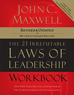 21 Irrefutable Laws Of Leadership Pdf