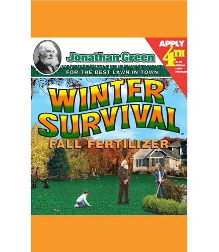 WINTER SURVIVAL FALL FERTILIZER