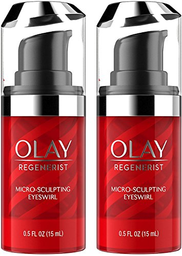 Pack Of 2  Olay Regenerist Micro Sculpting Eye Swirl  0 5 Fluid Ounce  Pack Of 2