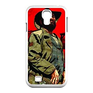 Red Dead Redemption Samsung Galaxy S4 9500 Cell Phone Case White gift PJZ003-7539834