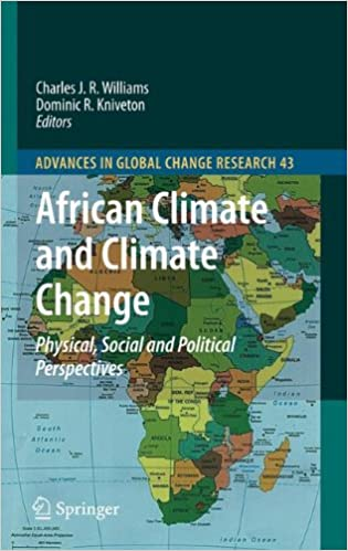 Book African Climate and Climate Change: Physical, Social and Political Perspectives (Advances in Global Change Research)