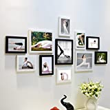 Home@Wall photo frame Yoga Gym Photo Wall Combination Leisure Club Hanging Picture Wall Game Creative Photo Frame Wall (Color : E)