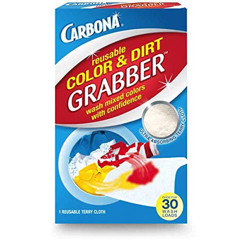 Carbona Color & Dirt Grabber Reusable, 1-Count (Pack of 4)