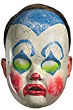 Disguise Adult Clown Doll Mask