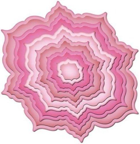 Spellbinders Nestabilities Dies, Blossom 4