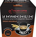 Italian Coffee – Organic/Healthy – Nespresso compatible capsules (Barley, 120 capsules) Review