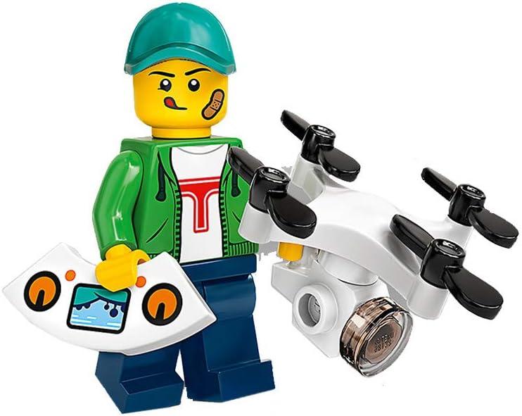 LEGO Minifigures Collectible Serie 20 (71027) - Dron Boy ...