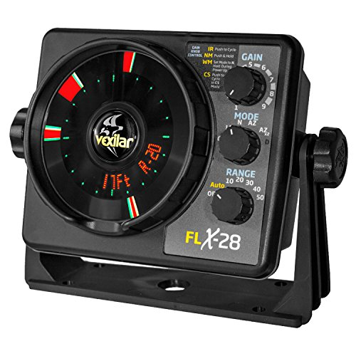 Vexilar FLX-28 Depth Finder Head Without Transducer Review