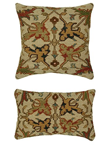 "Kalaty PL-216 2222 Soumak Pillow Area Rug 22"" x 22"" for sale  Delivered anywhere in USA"