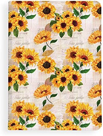 Generation Lightweight Watercolor Sunflowers Protective
