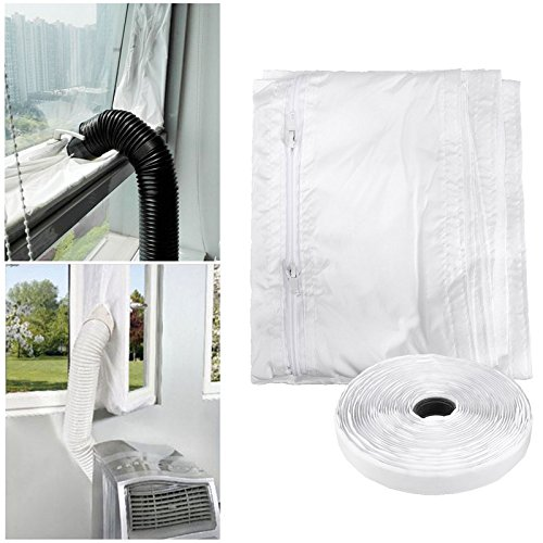 MyLifeUNlT Universal Air Lock Window Seal Cloth For Mobile A
