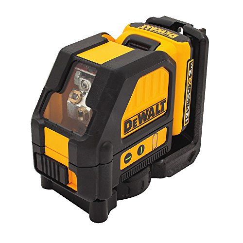 DEWALT DW088LG 12V Cross Line Laser, Green by DEWALT