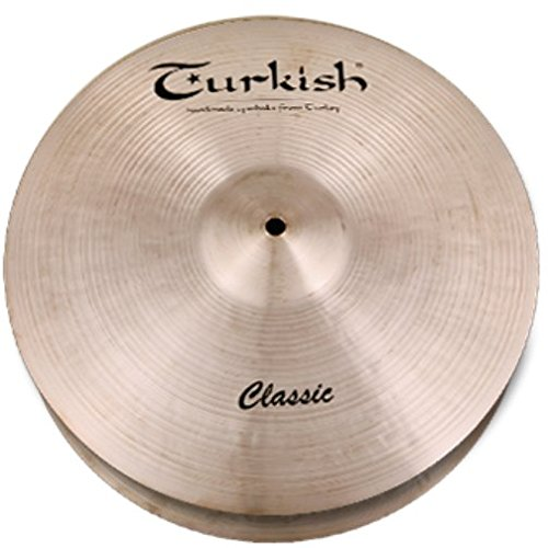 TURKISH ターキッシュ クラシックシリーズ <ハイハット> 14インチボトム TU-CL14HBM 【国内正規品】   B005RXCXPK
