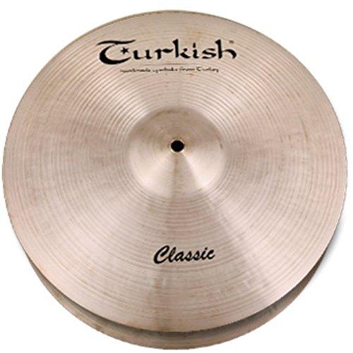 TURKISH ターキッシュ クラシックシリーズ <ハイハット> 13インチトップ TU-CL13HTM 【国内正規品】   B005RXCVKM
