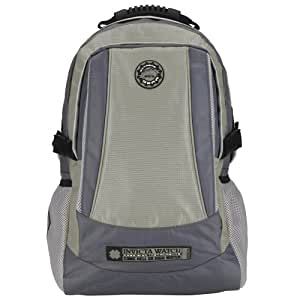 Amazon.com: Invicta Gear Silver Backpack: Watches