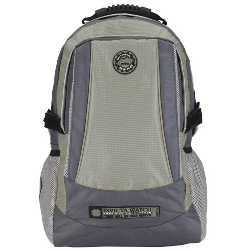 Invicta Gear Silver Backpack, Outdoor Stuffs