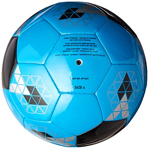 6f1d19083 ... promo code for buy adidas performance starlancer v soccer ball solar blue  black metallic silver 4