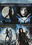 Underworld (2003) / Underworld: Evolution - Vol / Underworld Awakening / Underworld: Rise of the Lycans - Vol - Set