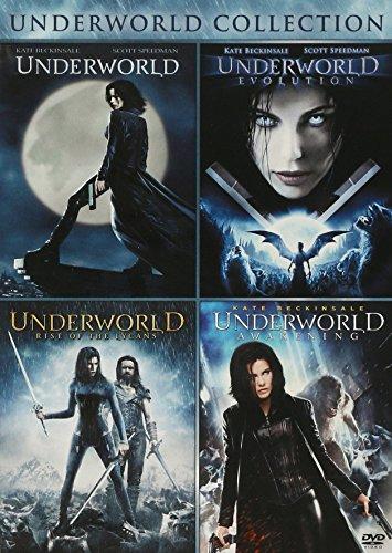Underworld (2003) / Underworld: Evolution - Vol / Underworld Awakening / Underworld: Rise of the Lycans - Vol - Set