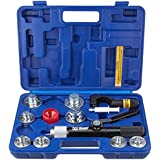 Yellow Jacket 60493 Hydraulic Tube Expander Kit, 3/8 To 1-5/8