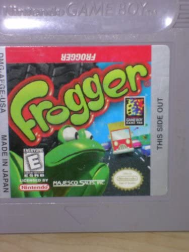 Frogger Gameboy GB_FROGGER_A