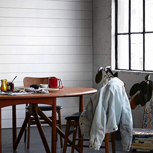 (Timeline Shiplap (Classic White))