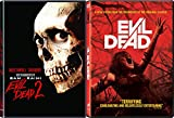 The Evil Dead Collection DVD + The Evil Dead 2 Demons Horror Movie Set