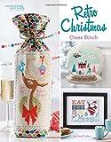Retro Christmas Cross Stitch | Leisure Arts (6877)