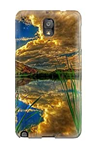 Fashion Protective Cloud Reflections For Case Iphone 6Plus 5.5inch Cover