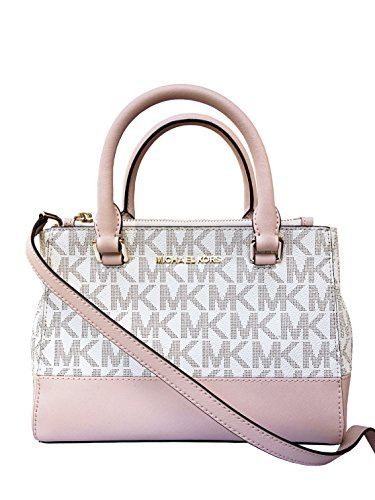 Michael Kors XS Kellen satchel vanilla ballet bag crossbody bag handbag Signature Small Satchel