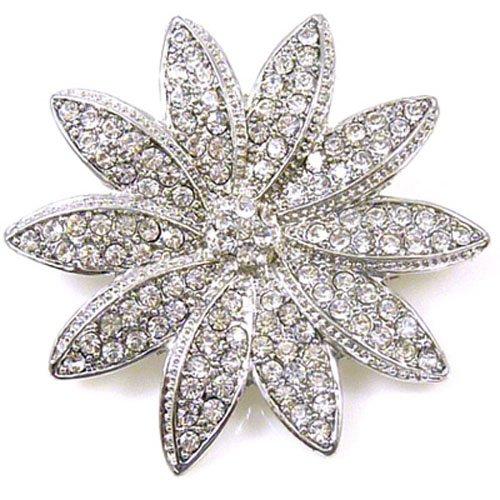 Starburst Flower Pin - 5