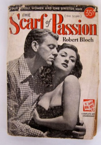 Scarf of Passion, The (previously published as: The Scarf) (Avon Monthly Novel 9)