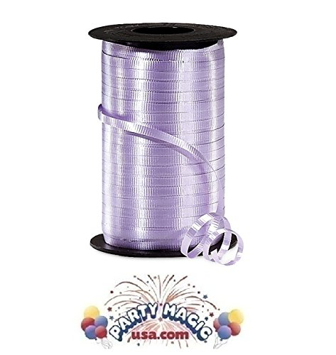 Orchid Crimped Curling Ribbon, 3/16 X 500 Yards by Paper Mart   B00CLEWVCS