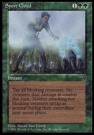 Magic: the Gathering - Spore Cloud - Fallen Empires