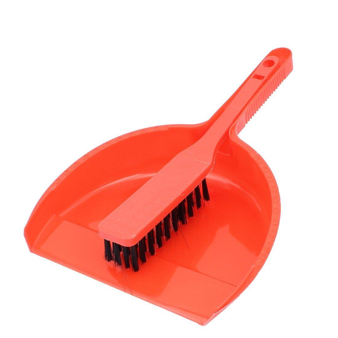 Amazon.com: DealMux plástico Início Canto Gap Varrendo Mini ferramenta de limpeza Broom Dustpan Set: Health & Personal Care