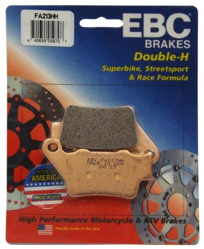 - EBC Brakes FA 213HH Sintered Copper Alloy Disc Brake Pad