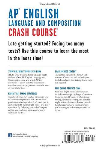 Amazoncom Ap English Language  Composition Crash Course Book   Amazoncom Ap English Language  Composition Crash Course Book  Online  Advanced Placement Ap Crash Course  Dawn Hogue