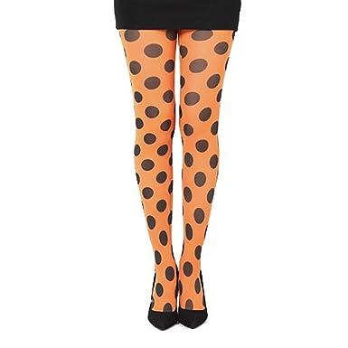 Pamela Mann - Collants - Femme orange Orange taille unique  Amazon ... a1422f04002