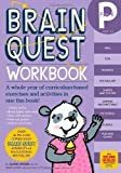 img - for Brain Quest Pre-K Workbook [With Stickers] by Onish, Liane Pap/Crds/P Edition (2008) book / textbook / text book