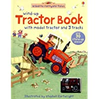 Wind-Up Tractor Book (Usborne Farmyard Tales)