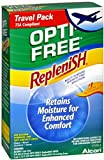 Opti-Free Trvl Pk Replnis Size 4z Opti-Free Replenish Travel Pack