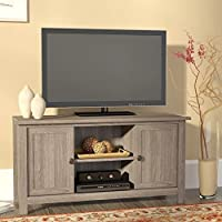 Rossford 43 TV Stand, TV Unit Furniture (Salt Oak)